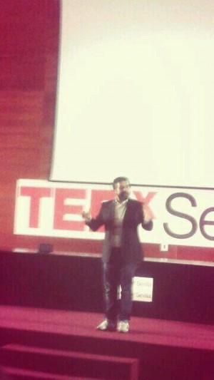 TEDxSevilla 2014, Néstor Guerra