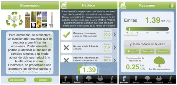 App Zero Carbon