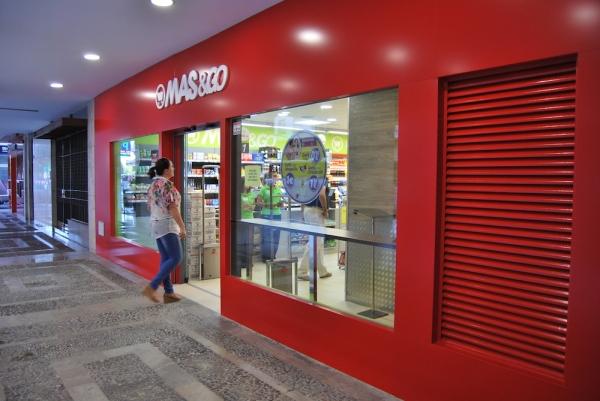 MAS&Go, nuevo modelo de tienda con Openroom