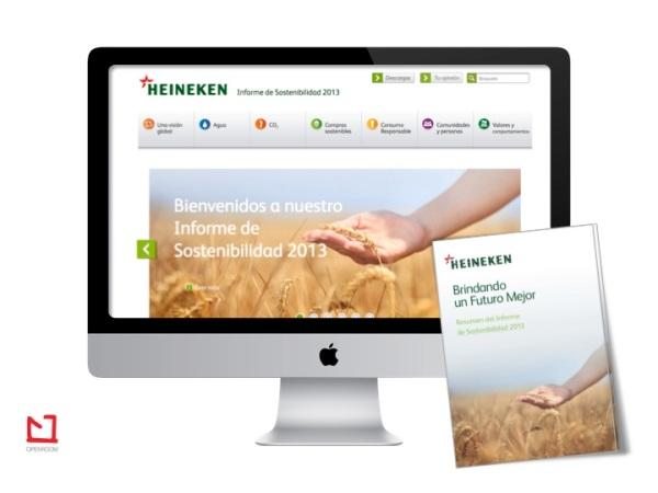 Informe de sostenibilidad de HEINEKEN